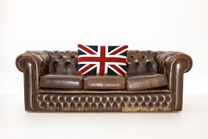 "Le Chesterfield, un style ""So British"""