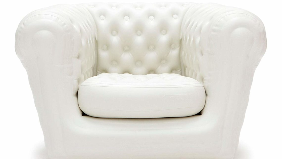 Le chesterfield gonflable et waterproof
