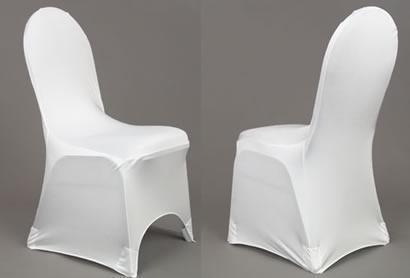 Les housses de chaises en lycra