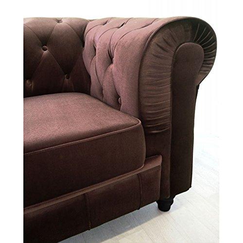 Chester en tissu, un canapé grand confort